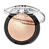 e.l.f. Baked Highlighter, Sheer Shimmering Color, Moonlight Pearls, 0.16 oz.