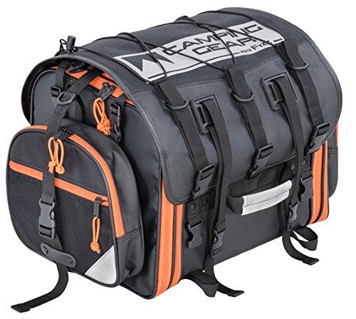 タナックス(TANAX) MOTOFIZZ フィールドシートバッグ (アクティブオレンジ) 容量 39-59L MFK-253