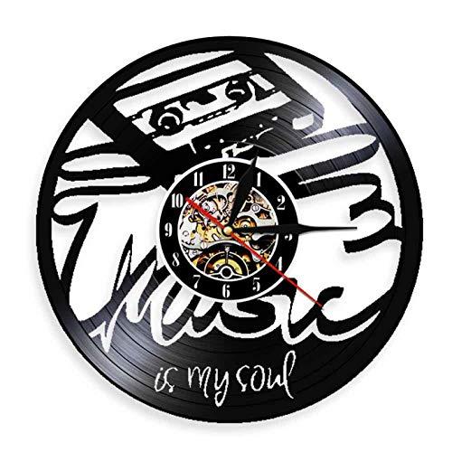 thetobea La música es mi Alma Música Cita inspiradora Disc