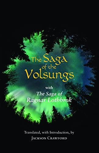 The Saga of the Volsungs With the Saga of Ragnar Lothbrok Hackett Classics product image
