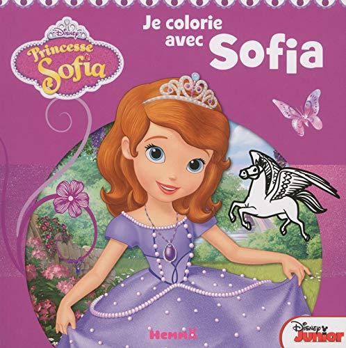 Princesse Sofia - Je colorie avec Sofia