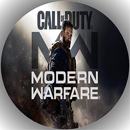 Fondant Tortenaufleger Tortenbild Geburtstag Call of Duty Modern Warfare L1