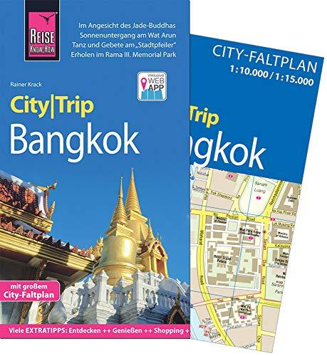 Preisvergleich Produktbild Reise Know-How CityTrip Bangkok: Reiseführer mit Faltplan und kostenloser Web-App