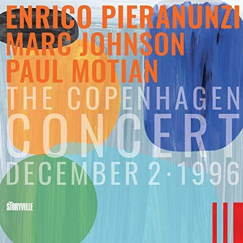 Enrico Pieranunzi, Marc Johnson & Paul Motian