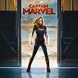 Captain Marvel 2020 Calendar - Official Square Wall Format Calendar