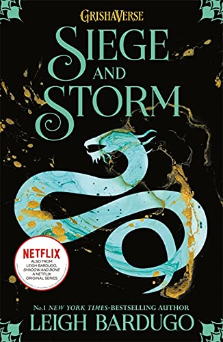 Shadow and Bone: Siege and Storm: Book 2