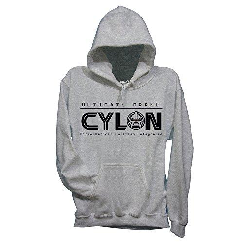 MUSH Felpa Cylon Ultimate Model