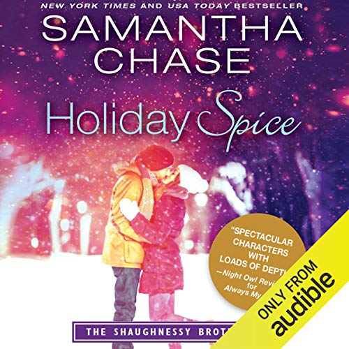 Couverture de Holiday Spice