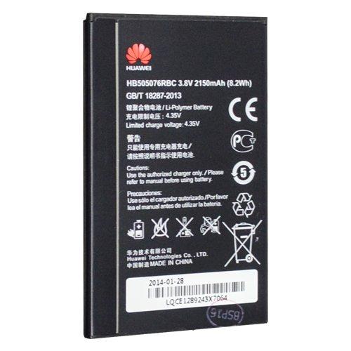 Akku Original Huawei HB505076RBC für Ascend G700Mini Li-Ion 2150mAh ohne Verpackung
