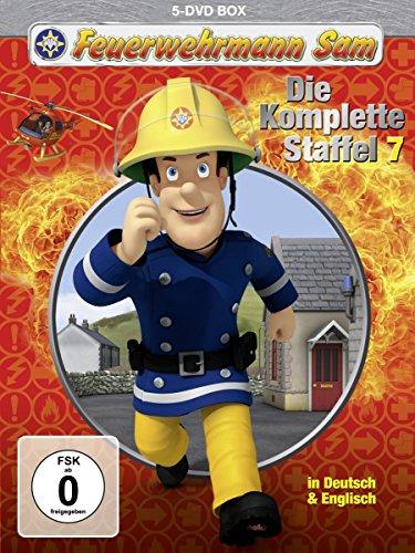 Feuerwehrmann Sam - Die komplette Staffel 7 [5 DVDs]