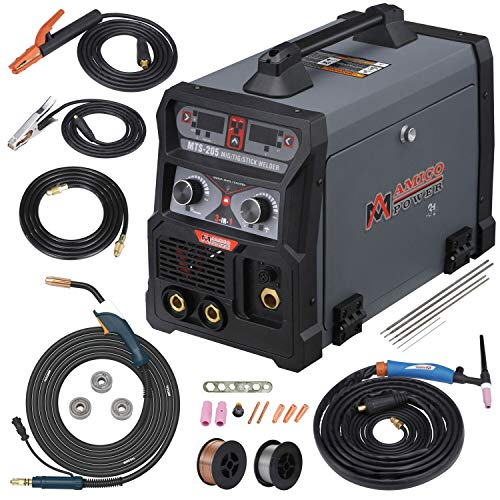 MTS-205 205 Amp 110/230V Dual Voltage Inverter Welder
