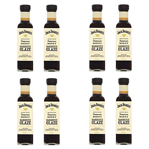 Jack Daniels Angebot 8Saucen Grill Tennessee Honey Glaze Miele 275gr s