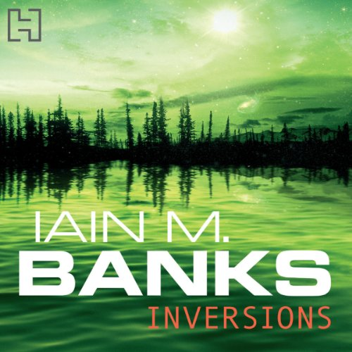 Inversions audiobook cover art