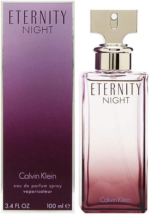 Calvin Klein Eternity Night Eau de Parfum Spray for Women, 3.4