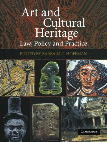 Compare Textbook Prices for Art and Cultural Heritage: Law, Policy and Practice 1 Edition ISBN 9780521122979 by Hoffman, Barbara