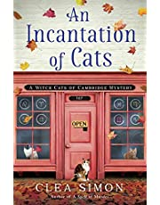 An Incantation of Cats: A Witch Cats of Cambridge Mystery (Witch Cats of Cambridge, 2)