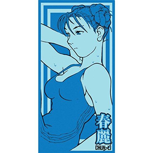 Street Fighter Alpha Chun-Li de toallas