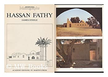 Paperback Hassan Fathy (Architectural Monographs No 13) by James Steele (1988-05-03) Book
