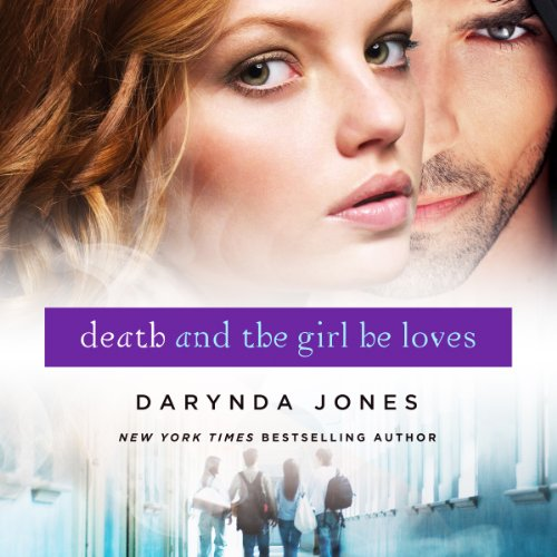 Couverture de Death and the Girl He Loves