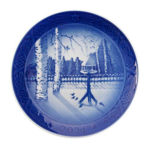Royal Copenhagen - Piatto natalizio 17,8 cm