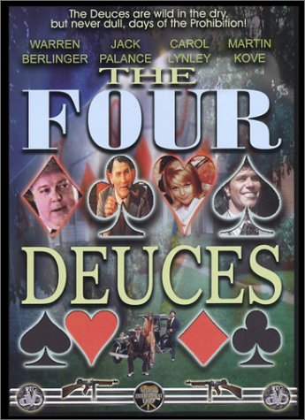 The Four Deuces -  DVD, Rated R, William H. Bushnell