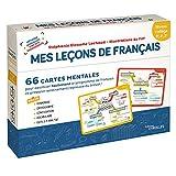 Français collège Mes leçons de Français - 66 cartes mentales pour assimiler facilement le programme de français et préparer sereinement l'épreuve du brevet