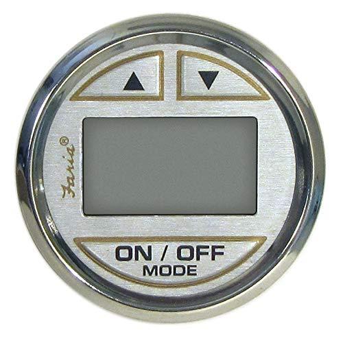 FARIA Echolot Design Kronos - Reloj de pulsera