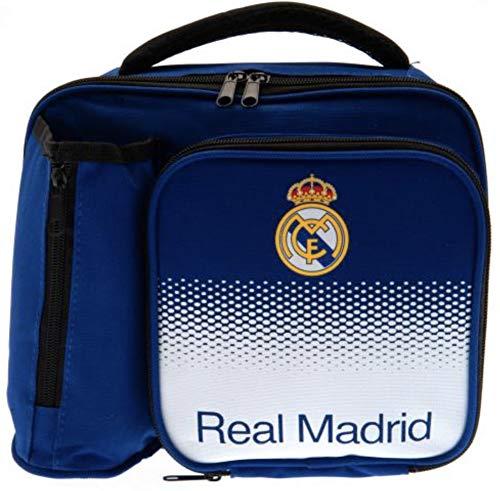 Real Madrid FC - Fiambrera oficial con diseño degradado (