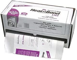 Thermoweb Heat'n Bond Lite Iron-On Adhesive-White 17
