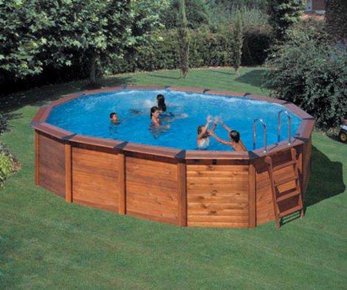 Gre KITNPOV612 Schwimmbecken oval