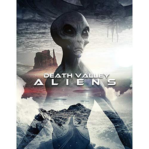 Death Valley Aliens [DVD] (IMPORT) (Keine deutsche Version)