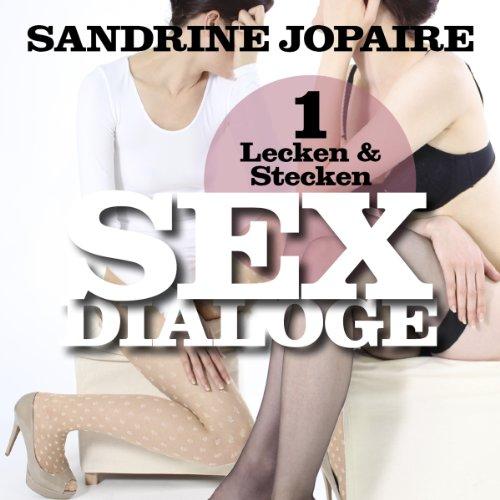 Lecken & Stecken (Sex Dialoge 1) audiobook cover art