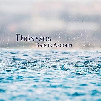 Rain In Argolis