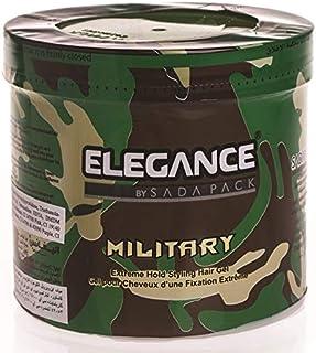 Elegance Military Extreme Hold Hair Gel