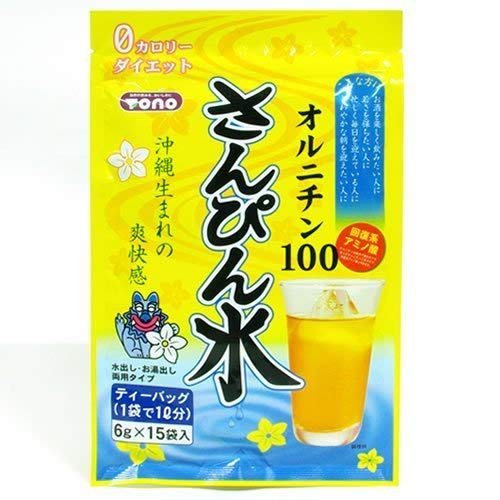 トーノー さんぴん水ティーバック 20袋 (6g×15パック×20袋)