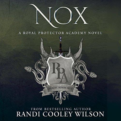 Nox audiobook cover art