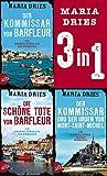Der Kommissar von Barfleur & Die schöne Tote von Barfleur & Der Kommissar und der Orden von Mont-Saint-Michel (German Edition)
