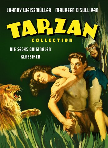 Tarzan Collection [3 DVDs]