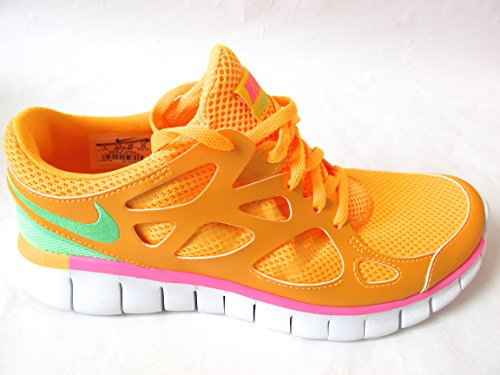 nike womens free run 2 EXT running trainers 536746 801 sneakers shoes barefoot ride