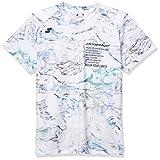[エスエスケイ] 半袖シャツ proedge グラフィックTシャツ メンズ ホワイト (10) 日本 M (日本サイズM相当)