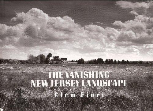The Vanishing New Jersey Landscape