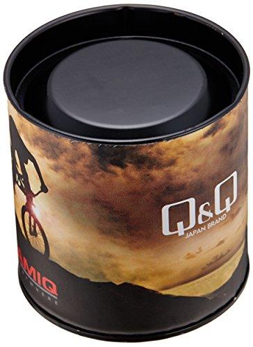 『[シチズン キューアンドキュー]CITIZEN Q&Q 腕時計 ウォッチ ミリタリー 5気圧防水 キャンバスベルト カーキ メンズ レディース キッズ』の4枚目の画像