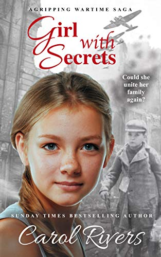Girl with Secrets by [Carol  Rivers]