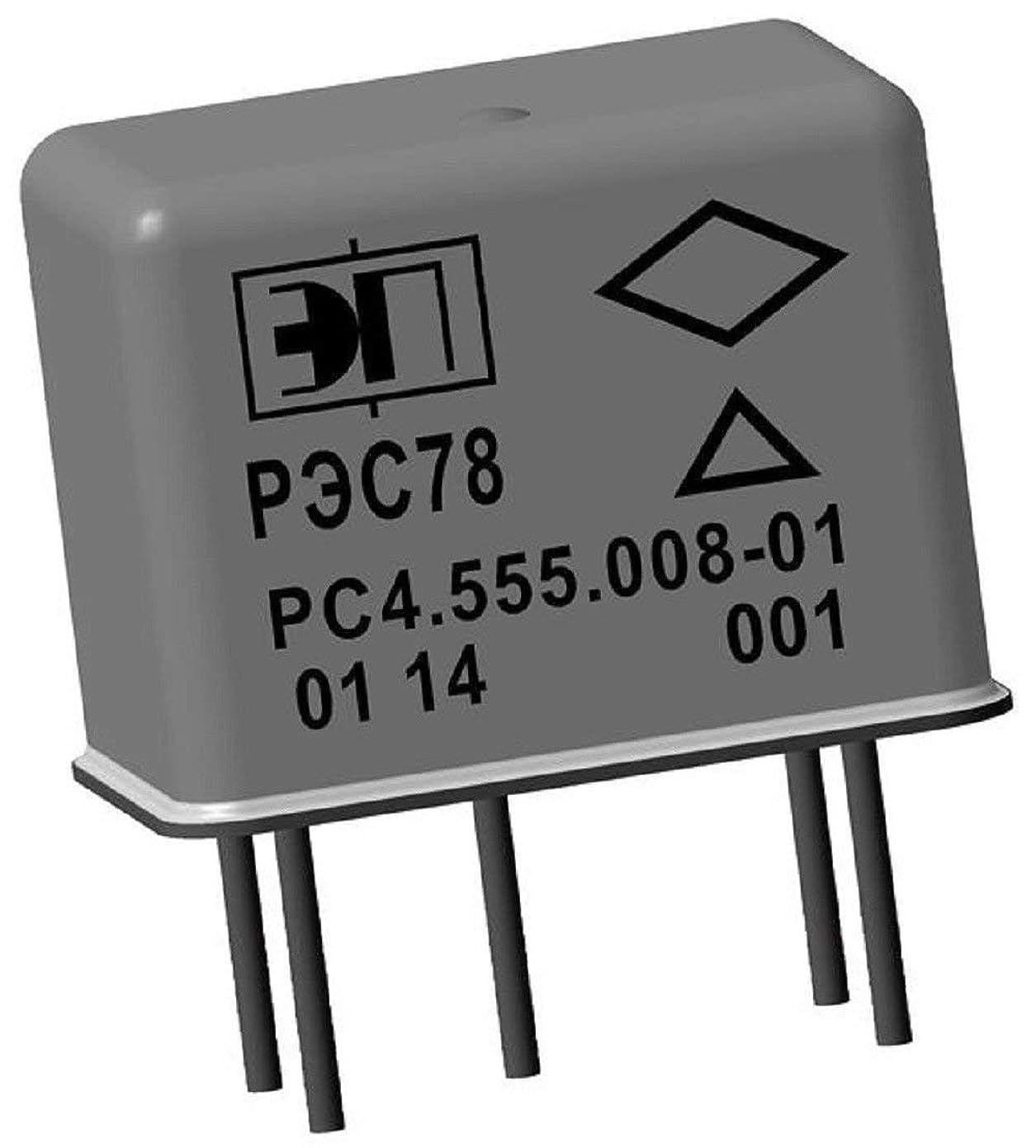 一部記憶悪因子Relay RES-78 008-04 USSR 1 pcs