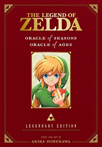 The Legend of Zelda: Oracle of Seasons and Oracle of Ages: Legendary Edition: 2 [Manga]