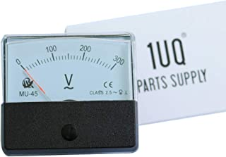 1UQ Control Panel Volt-Meter Voltmeter Volt Meter for Cummins Onan HomeSite Power 2400 3500 6500 6.5HP 13HP Gas Generator