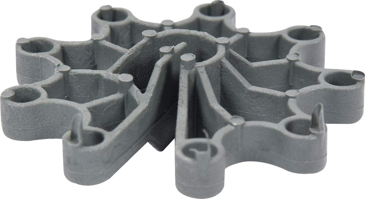 50 St/ück Abstandhalter waagerecht 10-20mm acero de refuerzo hormig/ón acero /Ø 4mm hasta 16mm Varias Longitudes