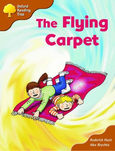 Oxford Reading Tree: Stage 8: Magpie Storybooks (magic Key): the Flying Carpetの詳細を見る