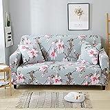 Protector de Muebles-Pieles de sofá Funda elástica para Sala de Estar Funda de sofá de Esquina Funda elástica para sofá A27 4 plazas