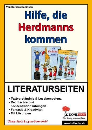 Hilfe die Herdmanns kommen / Literaturseiten: Mit L?sungen. Lesekompetenz, Textverst?ndnis, Kreativit?t, Fantasie by Ulrike; Kohl, Lynn-Sven Stolz(2006-01-01)